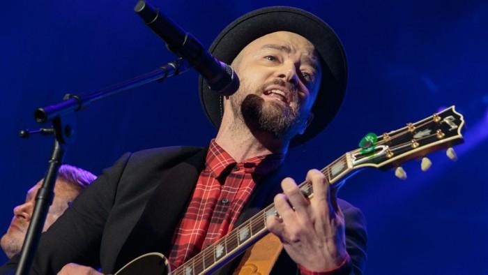 Regresa Justin Timberlake al  Super Bowl LII