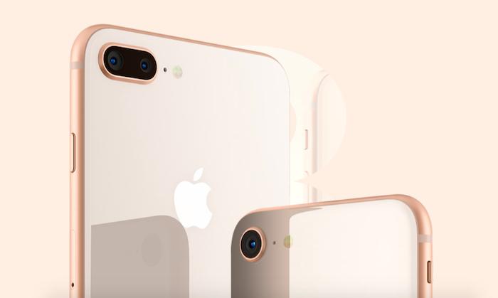 Se hinchan dos baterías de iPhone 8 Plus pero eso no es motivo de alarma