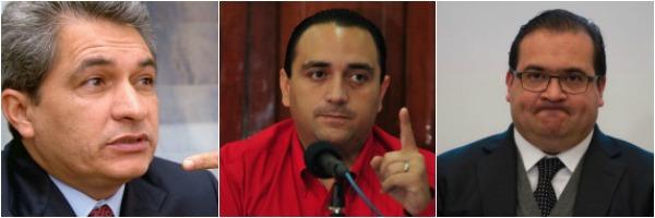 9 exgobernadores procesados en sexenio de EPN