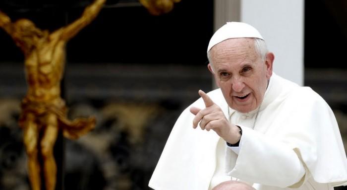 Reos italianos invitados por el Papa Francisco a almuerzo se fugan