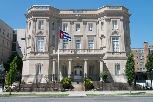 embajada-cubana-en-Washington-DC