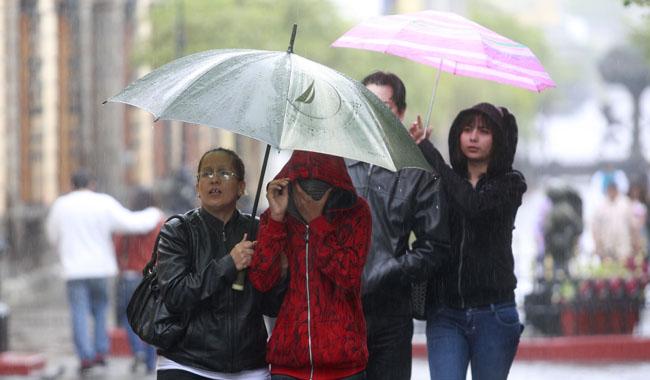 Seguirán bajas temperaturas en la mayor parte del país
