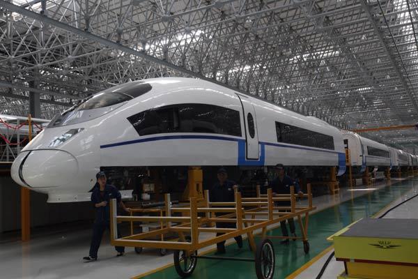 China reclama a México 11 mil millones por cancelación del Tren México-Querétaro