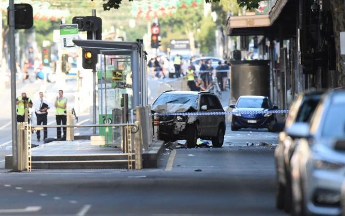La policía australiana no halla vínculos terroristas en el atropello de Melbourne