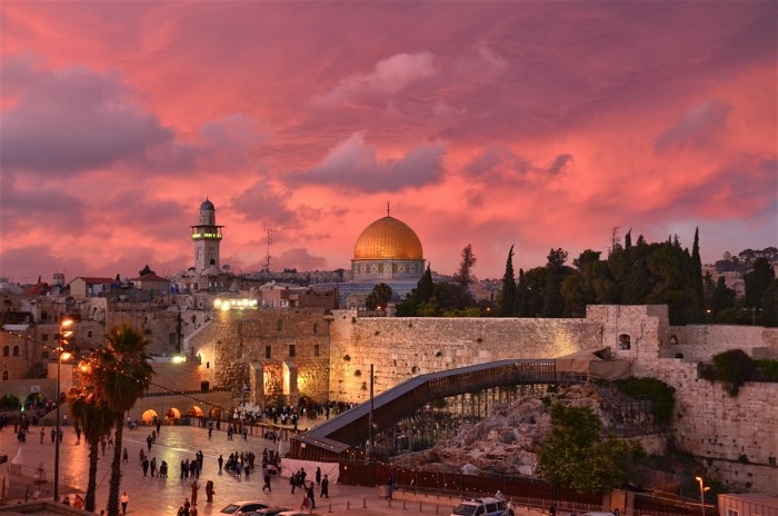 Preocupa a comunidad internacional reconocimiento de EU a Jerusalén como capital de Israel