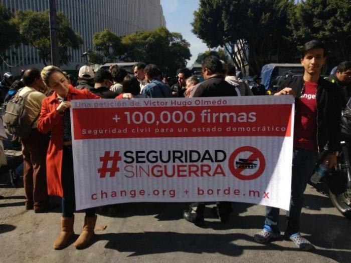 Crean coalición internacional contra Ley de Seguridad