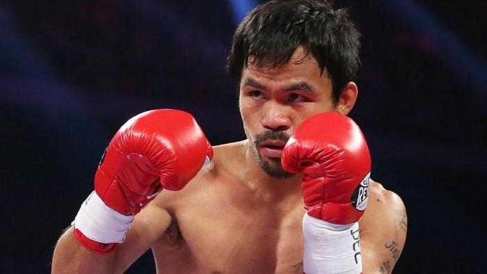 Manny Pacquiao ofrecería función de box en México