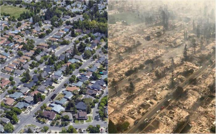 El incendio más grande de la historia de California, en vías de extinción
