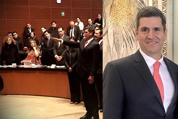 Héctor Marcos Díaz-Santana, nuevo titular de la Fepade