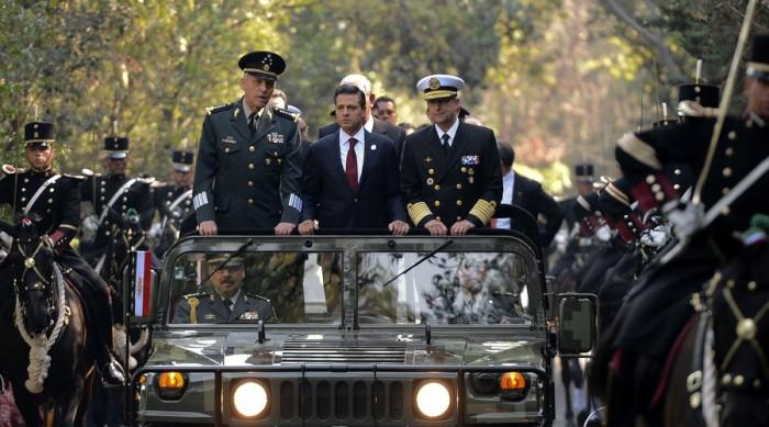 Amnistía Internacional llama a Peña Nieto a vetar Ley de Seguridad