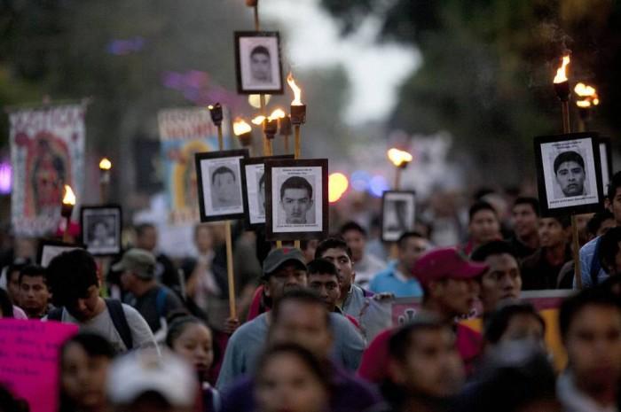 La ONU documenta 34 casos de tortura en la investigación del 'caso Ayotzinapa'
