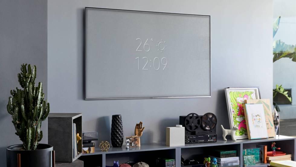 Samsung quiere acabar con la pantalla negra del televisor