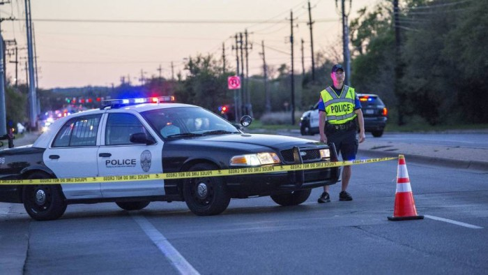 El sospechoso de las bombas en Austin muere tras estallar un artefacto cuando iba a ser detenido