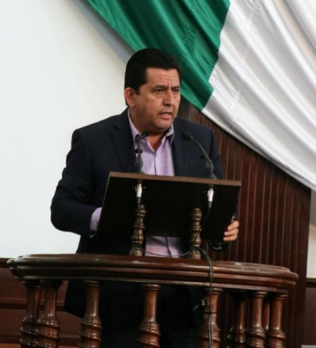 Dip. Samuel Rodríguez presentó agenda legislativa