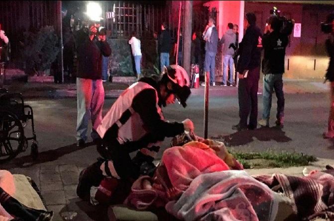 Incendio en asilo de Monterrey deja 2 muertos