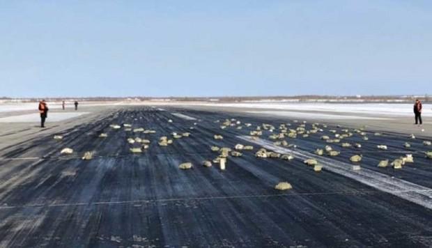 """""""Llueven"""" lingotes de oro en Siberia"""
