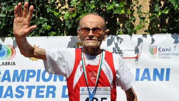 Un campeón de 101 años que no tiene rival