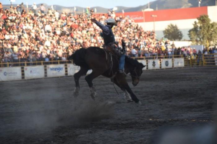 Festival Rodeo Saltillo 2018 un éxito: Manolo