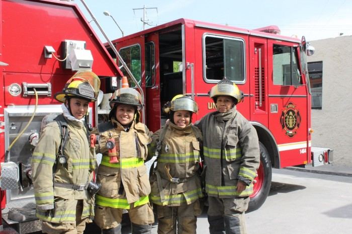 Impulsan bomberas de Saltillo igualdad (2)