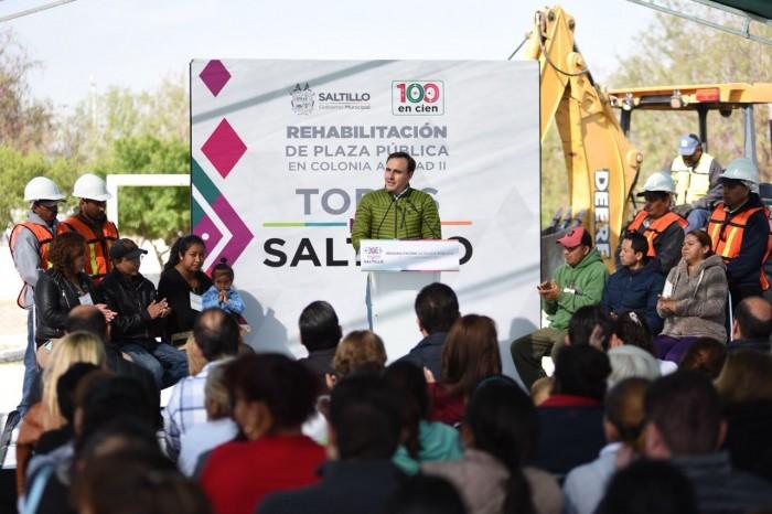 Rehabilitación Plaza Col. Amistad (2)
