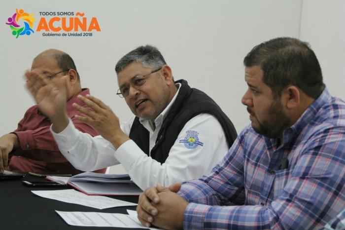 REVISARÁN CONVENIO REFERENTE AL TEMA DE MEJORA REGULATORIA.
