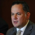 Santiago Nieto conferencia de prensa