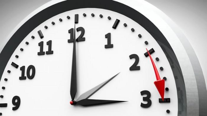 A partir del domingo, una hora menos de sueño… entra el Horario de Verano
