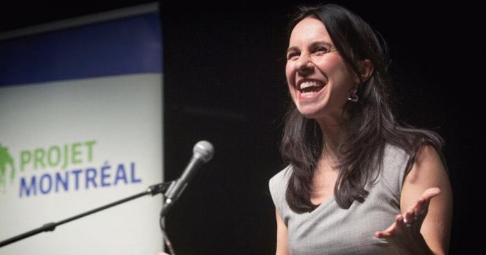 """Valérie Plante, la mujer que irrumpió en un """"mundo de hombres"""" para gobernar Montreal"""