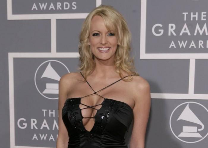 Donald Trump reclama 20 millones de dólares a la actriz porno Stormy Daniels