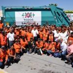 thumbnail_Entrega Manolo cinco nuevos camiones recolectores de basura (3)