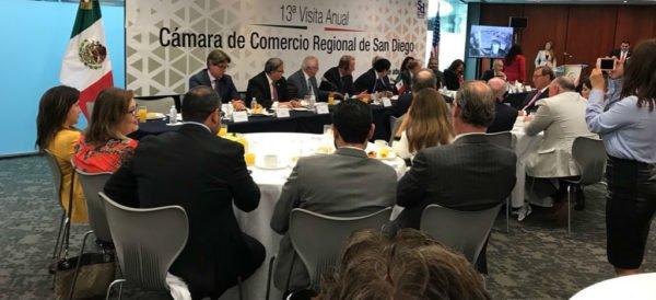 Incertidumbre provocada por Trump no es buena para México ni para EU: Cámara de Comercio de San Diego