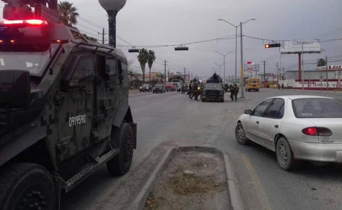 Matan  a una familia y tres civiles más en un tiroteo entre narcos y militares en Tamaulipas