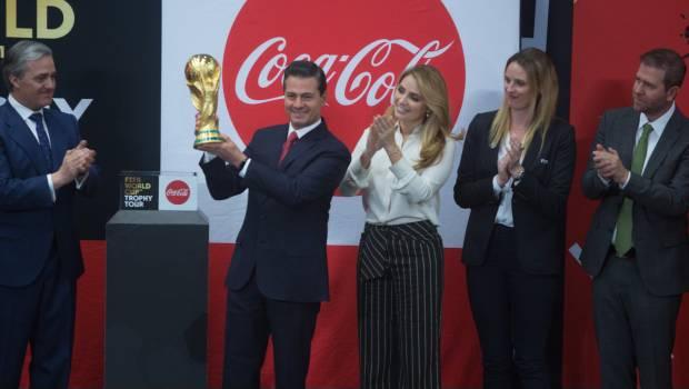 """""""El futbol nos une"""": Peña se suma a Trump para defender candidatura conjunta al Mundial de 2026"""