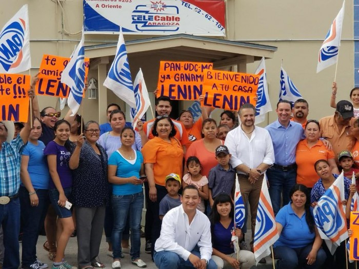 Lenin Pérez Rivera, Intensa jornada de Reuniones