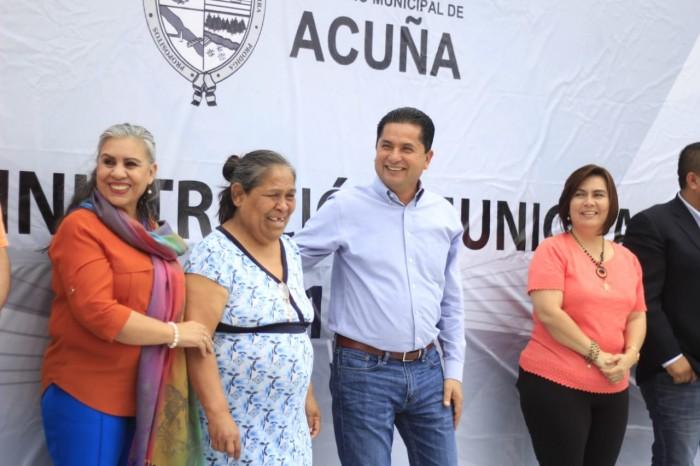ARRANCAN ACCIONES DE INSTALACIÓN DE ALUMBRADO PÚBLICO EN EL ACCESO A LA CIUDAD.