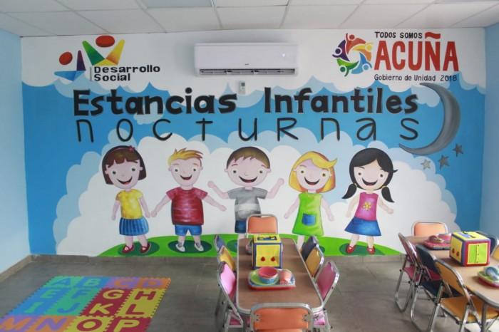 INAUGURAN DOS ESTANCIAS INFANTILES EN CENTROS COMUNITARIOS DE FUNDADORES Y TIERRA Y LIBERTAD.