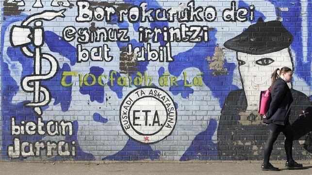 """Lo sentimos de veras"", dice ETA previo a disolución"