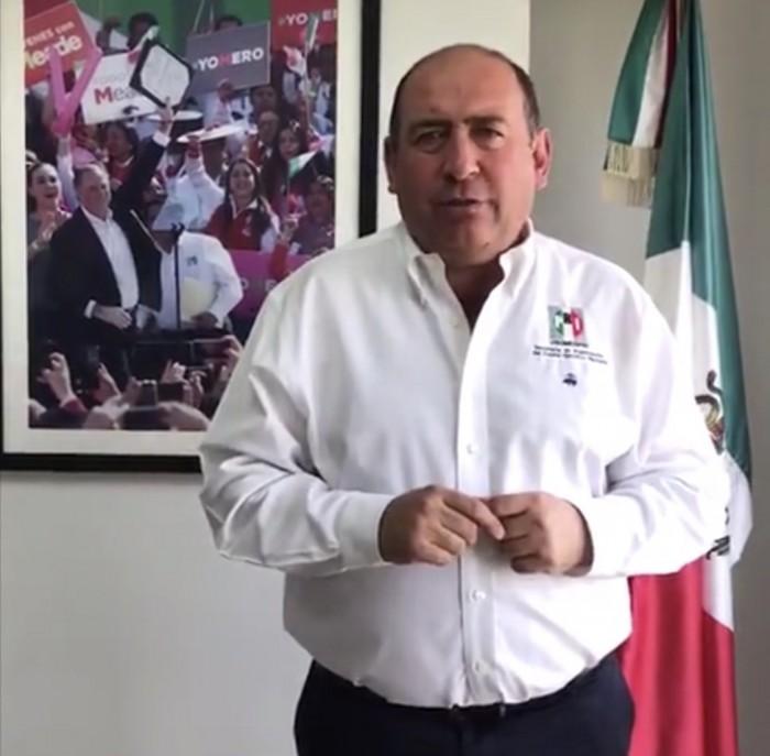 Pretende Rubén Moreira hundir al PRI
