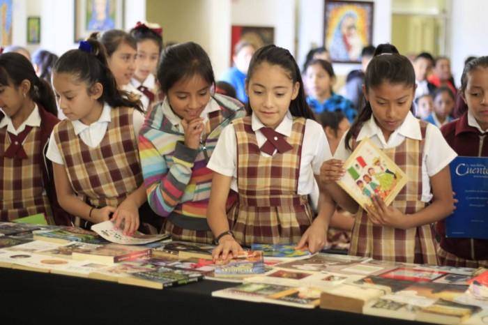 POR EL DÍA MUNDIAL DEL LIBRO INAUGURAN LA JORNADA BIBLIO TRUEQUE EN LA INFOTECA MUNICIPAL.