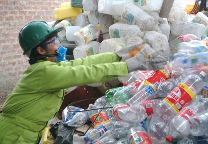 El reciclaje en la Ciudad de México
