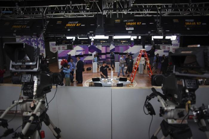 El segundo debate presidencial de México, en vivo y en directo