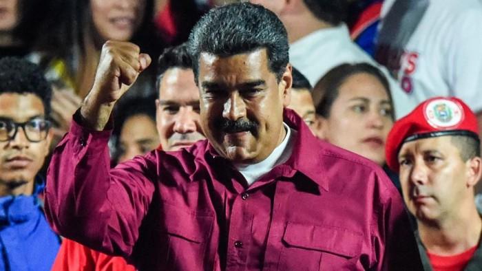 Maduro se reelige como presidente con una abstención récord y en medio de denuncias de fraude