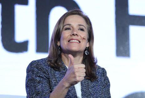 Prevén que el miércoles Margarita Zavala defina su voto por Anaya