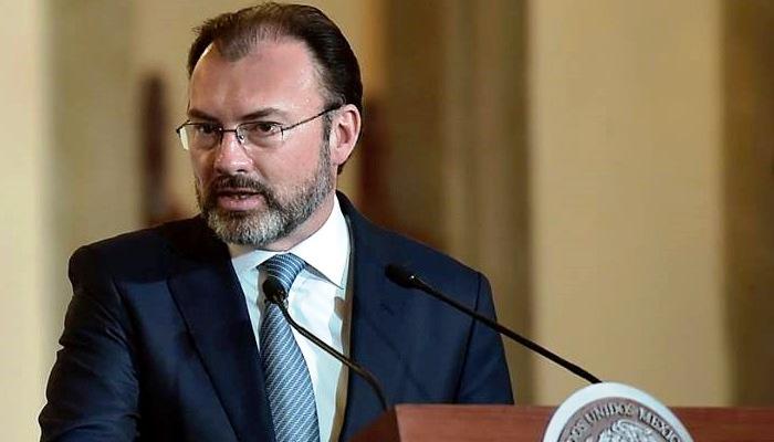 Acude Videgaray a Foro Económico Mundial como invitado especial