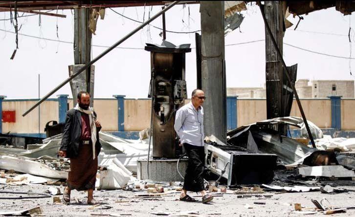 Arabia Saudí ataca Yemen; hay 11 muertos y 30 heridos
