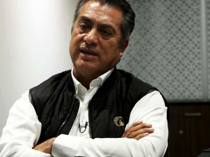 'El Bronco' demandará al INE por considerar que lo denigran