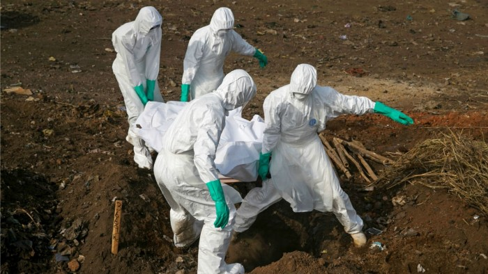 Reportan nuevo brote de ébola en República Democrática del Congo