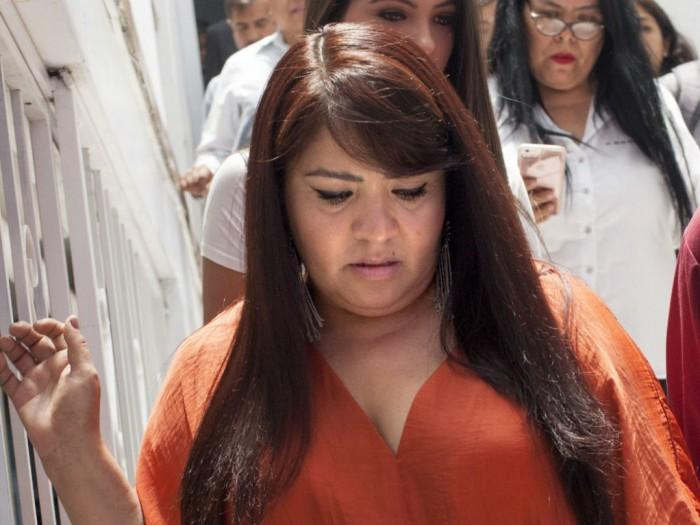 Solicita PRI a INE expediente de Nestora Salgado para evaluar posible impugnación
