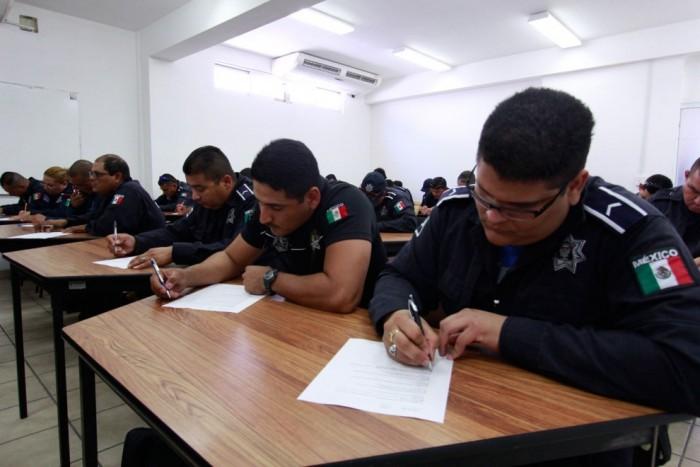 ASPIRA ACUÑA  CUMPLIR LA META DE RECLUTAR  A 120 ASPIRANTES A POLICÍA MUNICIPAL.