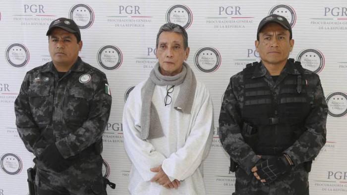 Trasladan a ex gobernador de Quintana Roo a un reclusorio de Chetumal